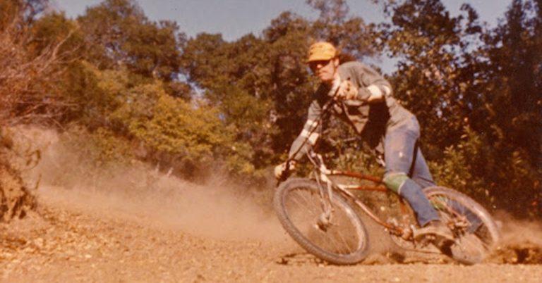 early mountain bike